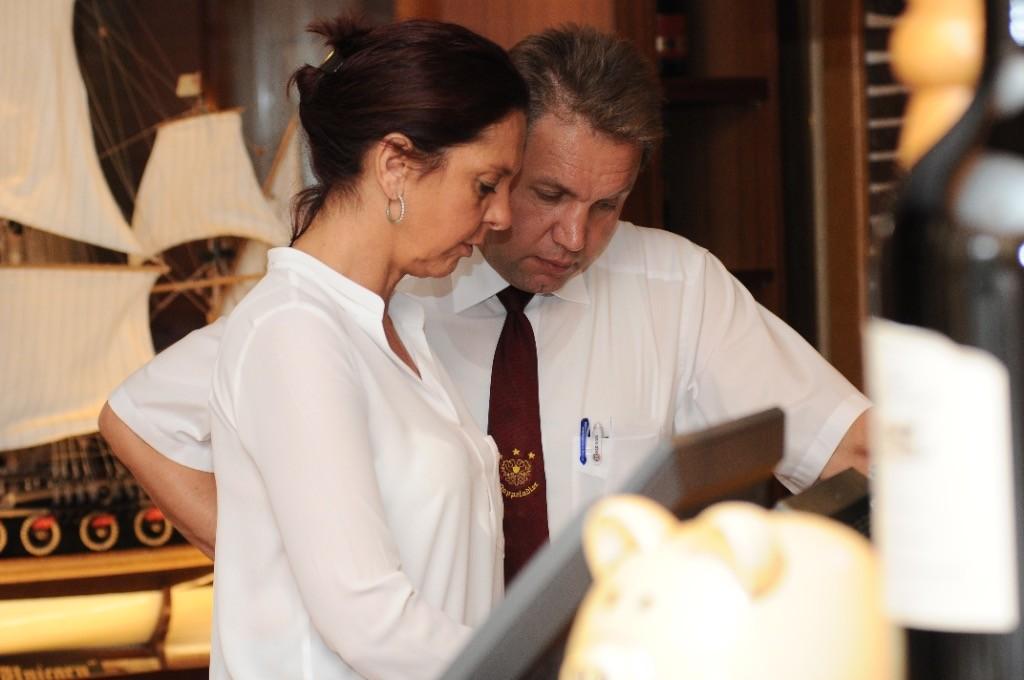 Hotel Doppeladler Team